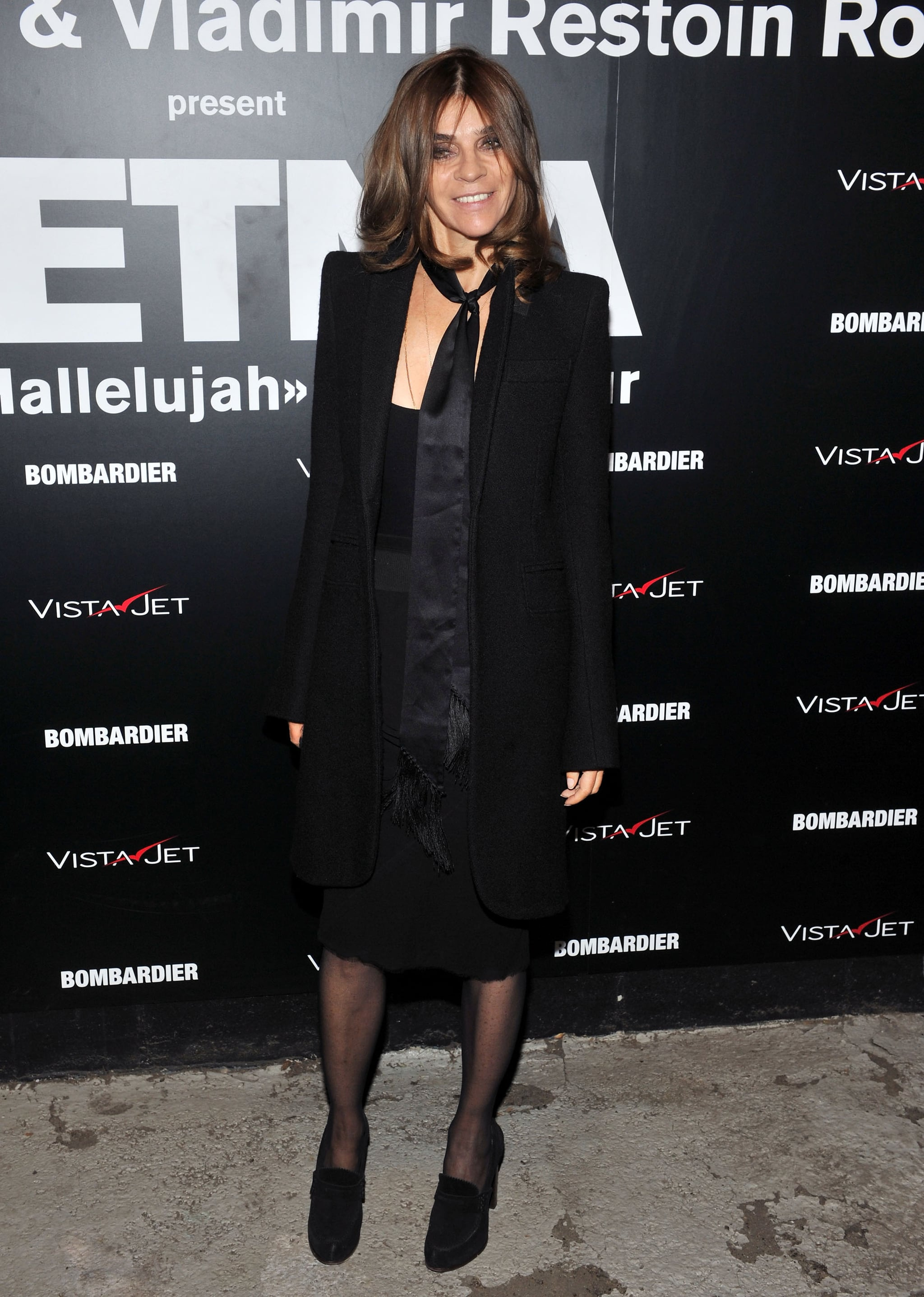 Exclusive: Carine Roitfeld Unveils First Feature as Harpers BAZAAR Global Fashion Director