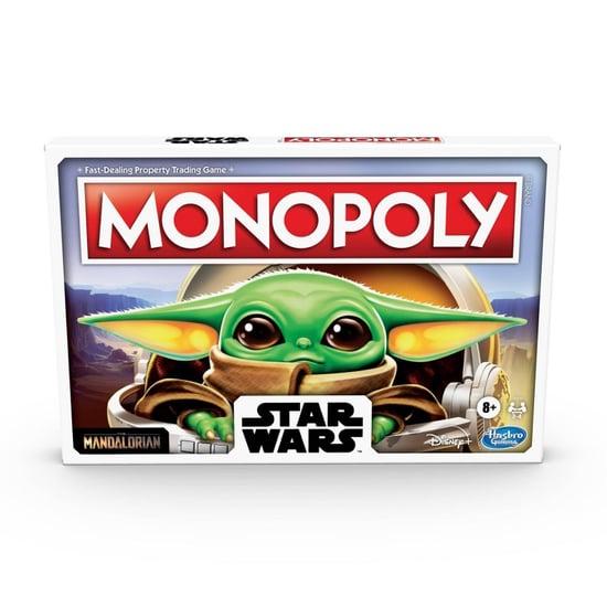 Hasbro Created a Star Wars Baby Yoda Monopoly Board