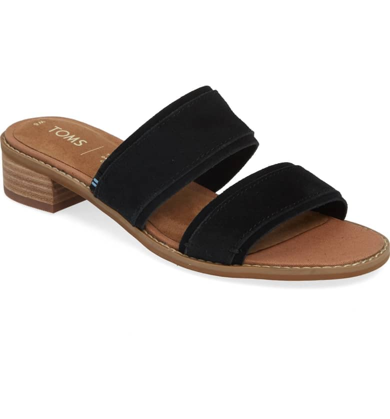 TOMS Mariposa Slide Sandals