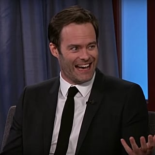 Bill Hader Talks Stephen King and It Sequel