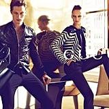 Sleek black attire at Gucci. Source: Fashion Gone Rogue