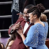 David Oyelowo and Ava DuVernay