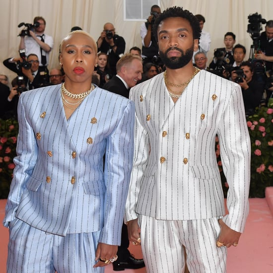 Lena Waithe's Jacket at the 2019 Met Gala