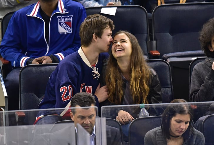ansel elgort dating status When ansel elgort and violetta komyshan enrolled at and then we started dating when i was at and when ansel's status as a movie star takes him on the.