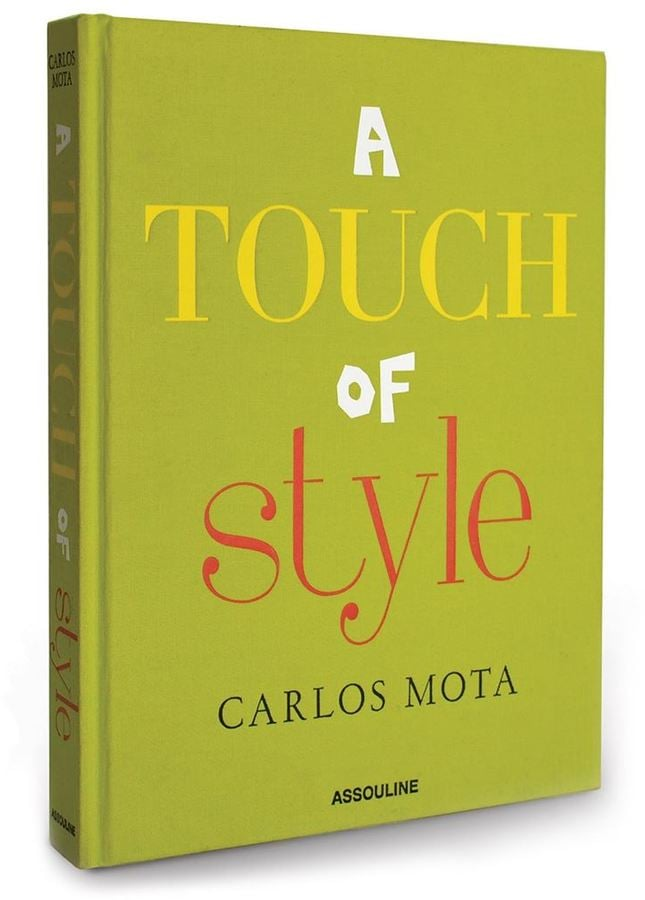 Assouline A Touch of Style book ($113)