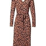 Diane Von Furstenberg Silk Mid-Length Dress