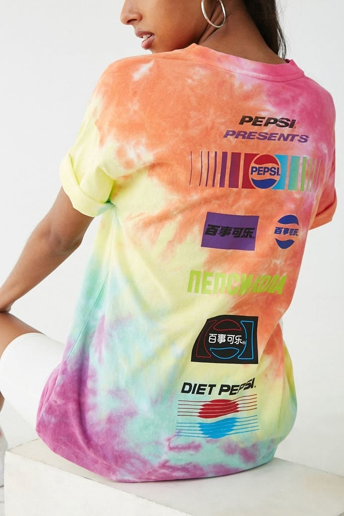 Pepsi Tie-Dye Tee