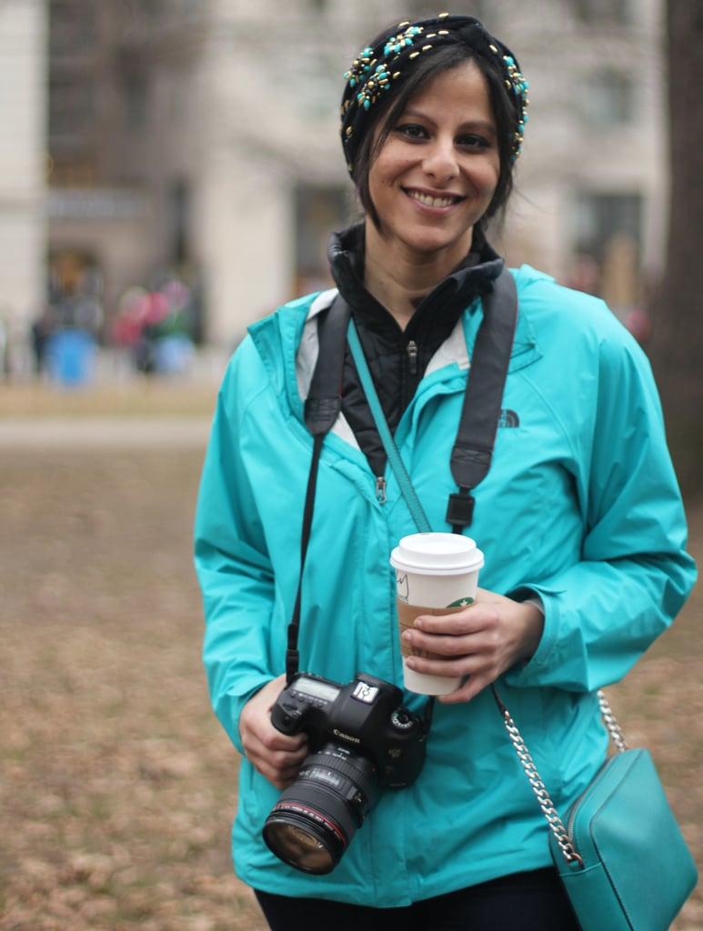 Heidi Naguib, age 32, from Washington DC