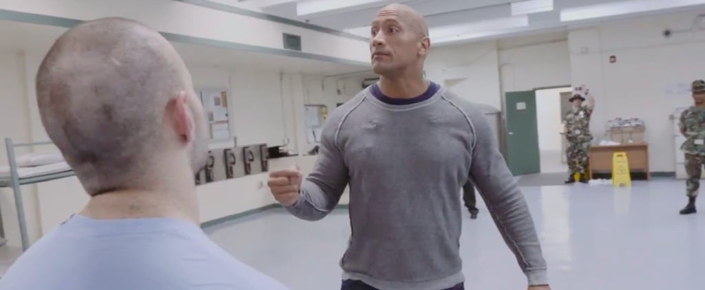 We're Scared Straight Just Watching the Trailer for The Rock's New HBO Documentary