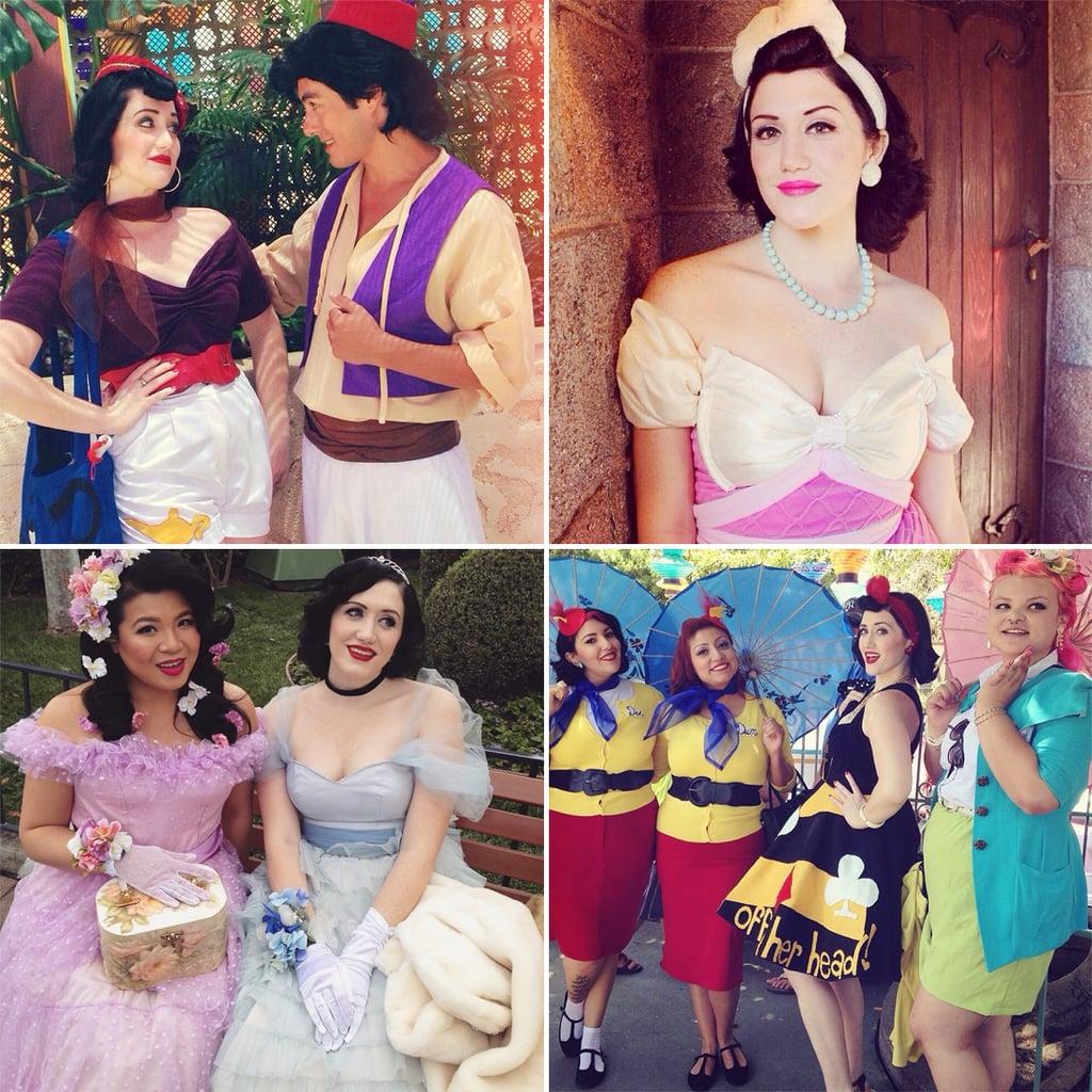 What Is Disneybounding? | POPSUGAR Love & Sex