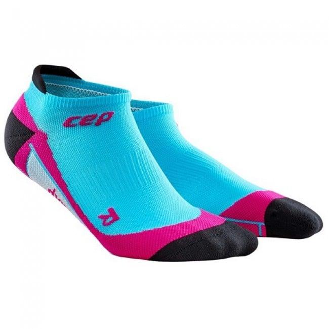 CEP Women's Dynamic No-Show Compression Socks