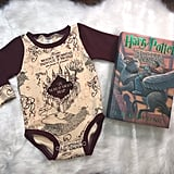 Marauder's Map Bodysuit