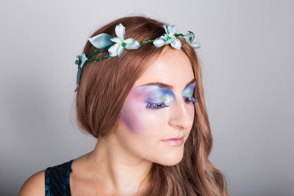 The Genius Hack For Transforming Into a Beautiful Mermaid With Makeup