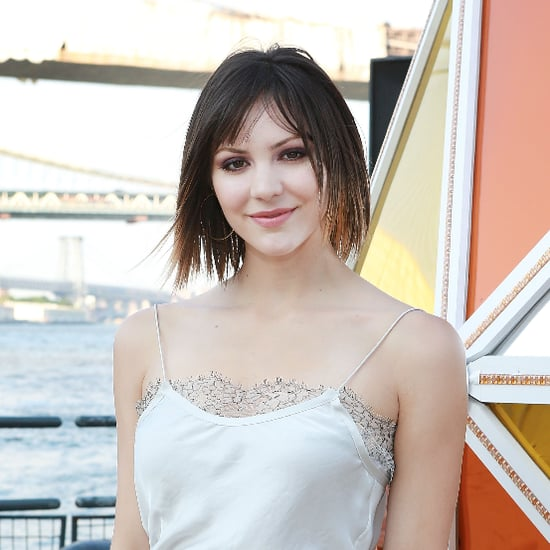 Katharine McPhee With Straight Hair