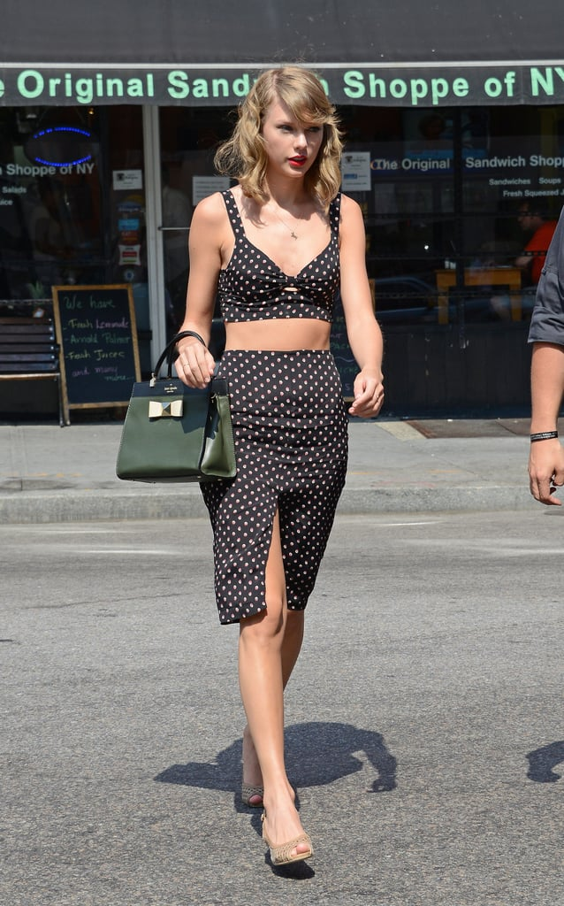 Taylor Swift 39 S Best Street Style Popsugar Fashion