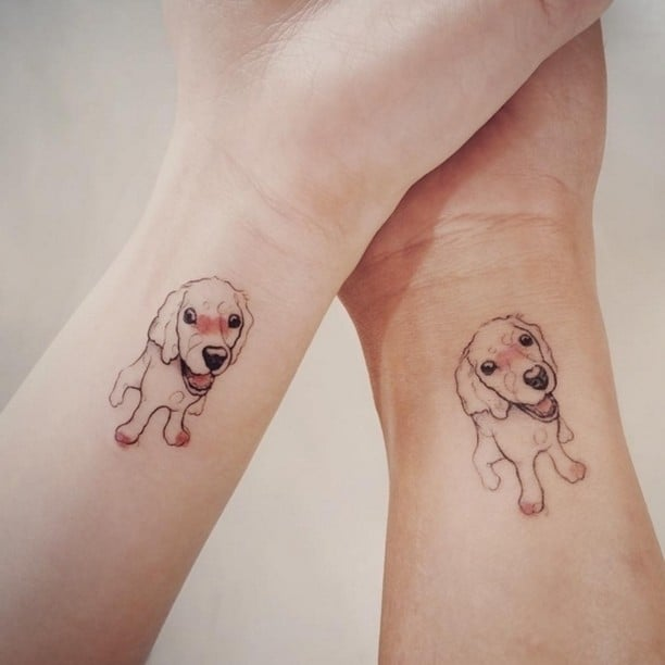 Dog Tattoos Popsugar Australia Love Sex
