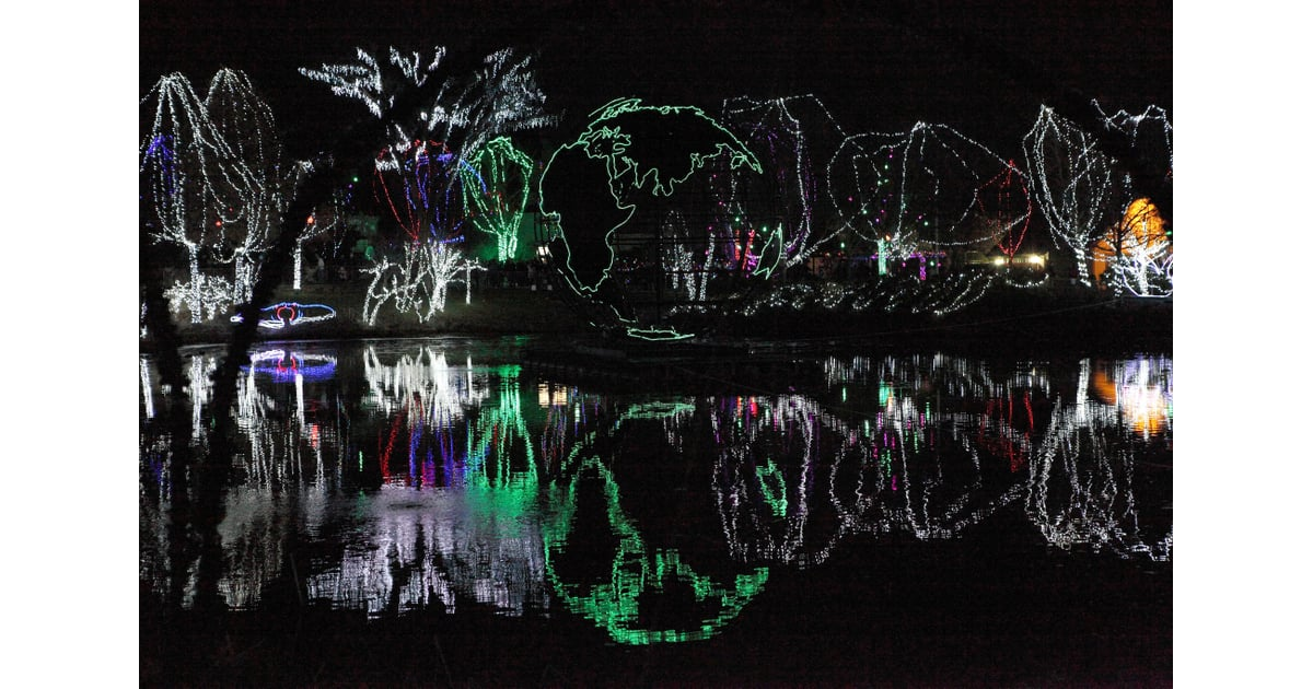 Wildlights At The Columbus Zoo And Aquarium In Columbus, OH | Best  Christmas Lights In America | POPSUGAR Smart Living Photo 1