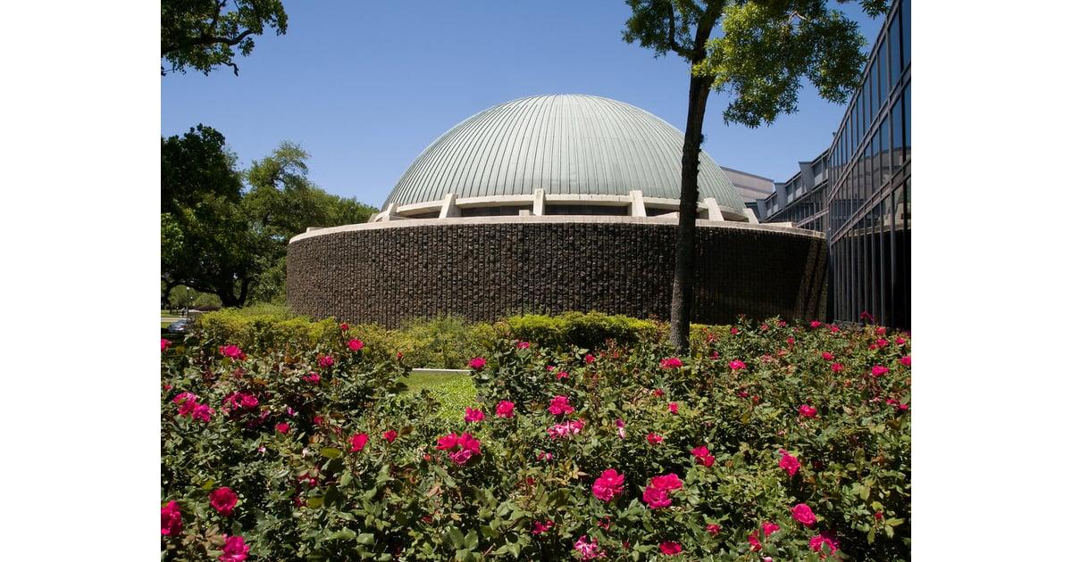 Houston Museum Of Natural Science Planetarium