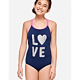 Justice Love Swimsuit