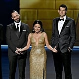 Cast of Veep at the 2019 Emmys