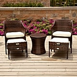 Outdoor Wicker Patio Furniture Set