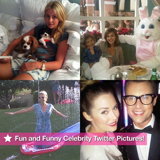 Celebrity Twitter Pictures 2011-04-28 06:23:00