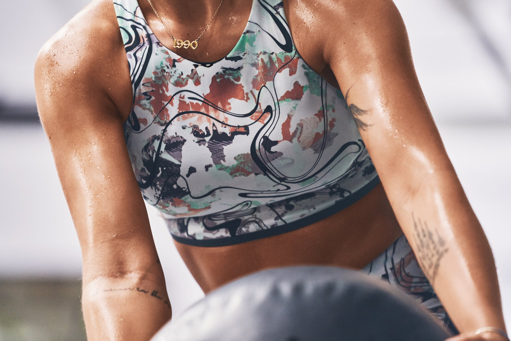 benefits of a strong upper body for runners