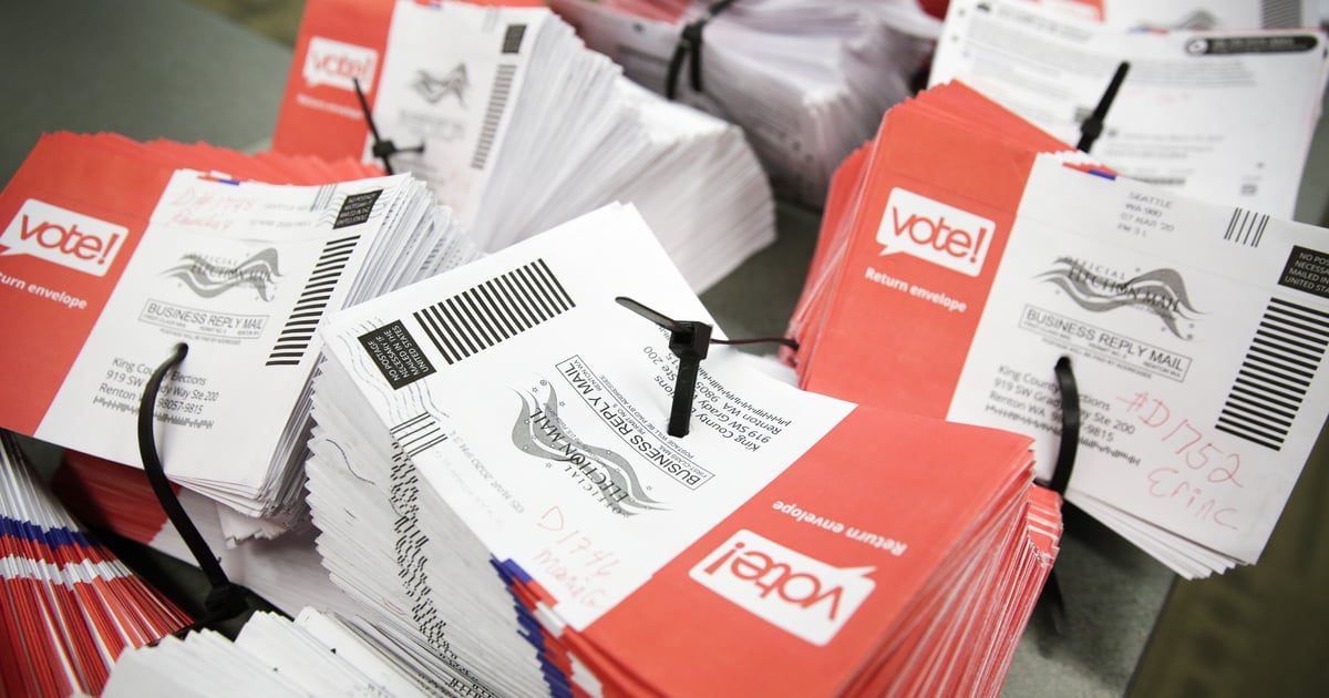If You're Voting by Mail This Year, Here's What You Need to Know