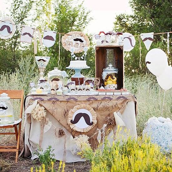 dessert tables for baby showers popsugar moms