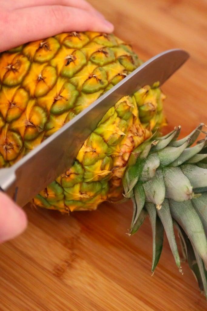 Snack on Pineapple or Papaya