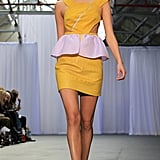 Spring 2011 London Fashion Week: Emilio de la Morena