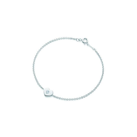 Bracelet, $475, Tiffany & Co.