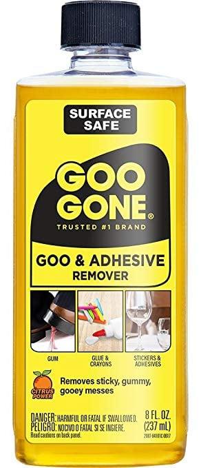 Goo Gone Adhesive Remover