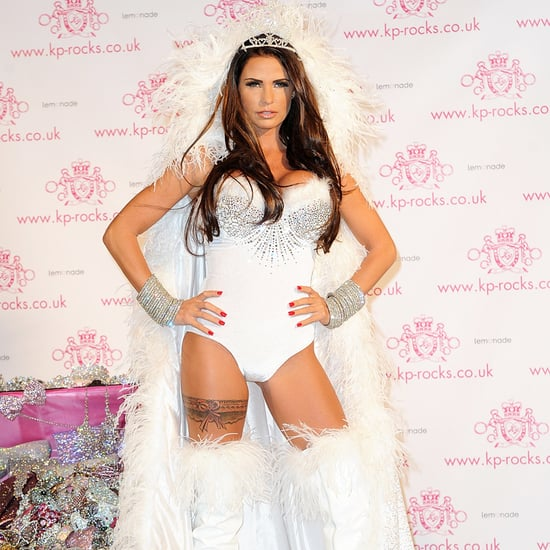 Katie Price Launches Jewellery Line Called KP Rocks