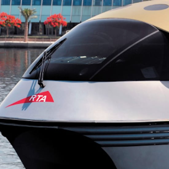 Dubai to Sharjah Water Taxi
