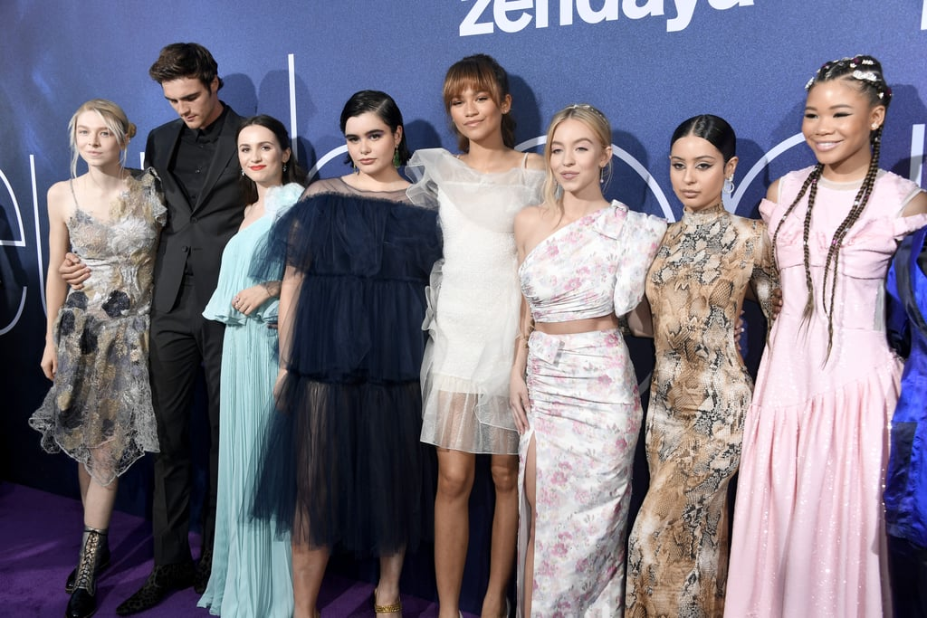 Movies and TV Shows the Cast of Euphoria Has Starred In
