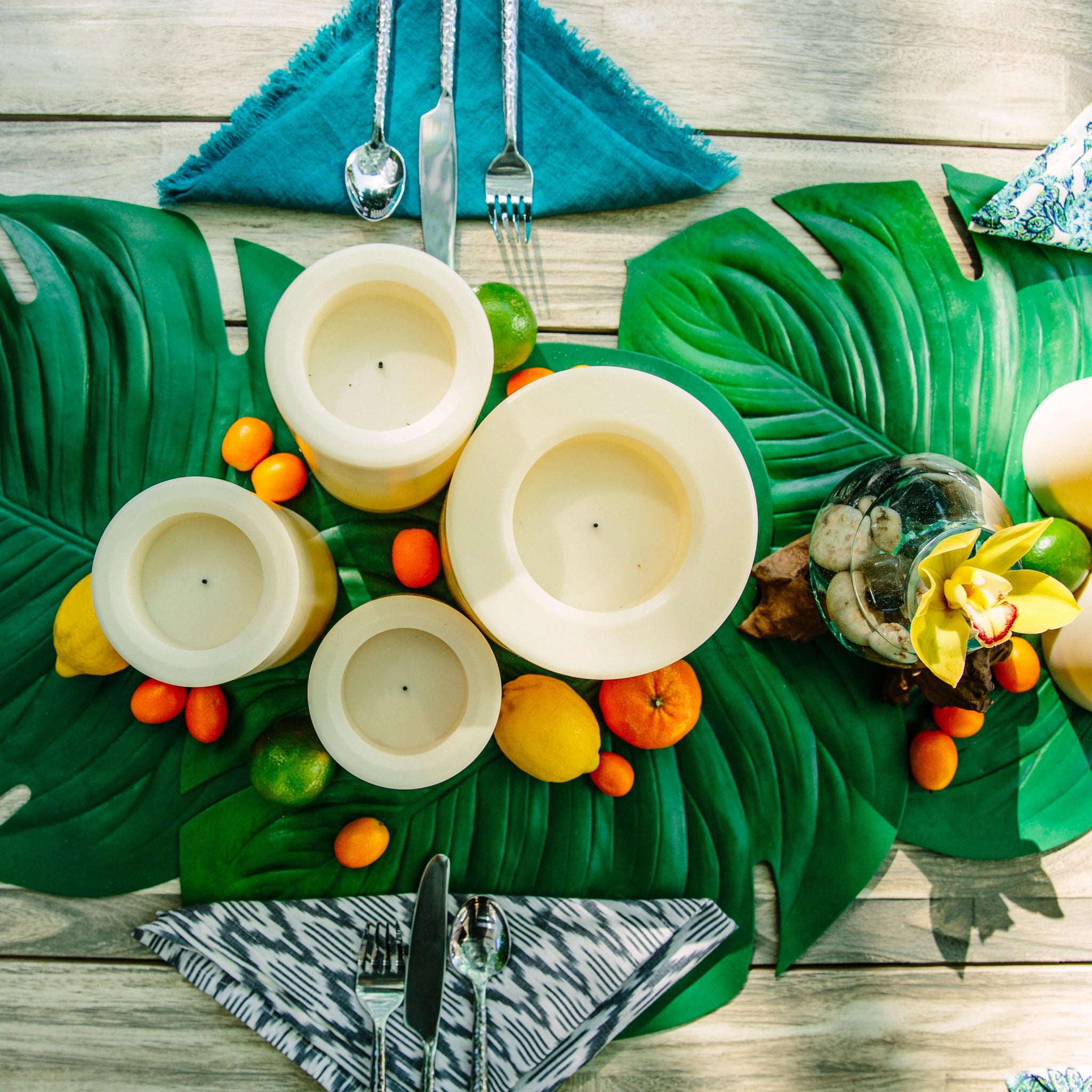 tropical home decor | popsugar home
