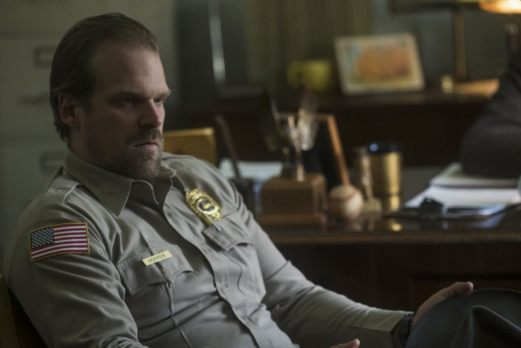 Stranger Things (Chief Hopper)
