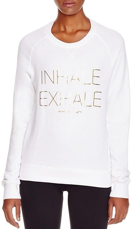 Spiritual Gangster Inhale Sweatshirt
