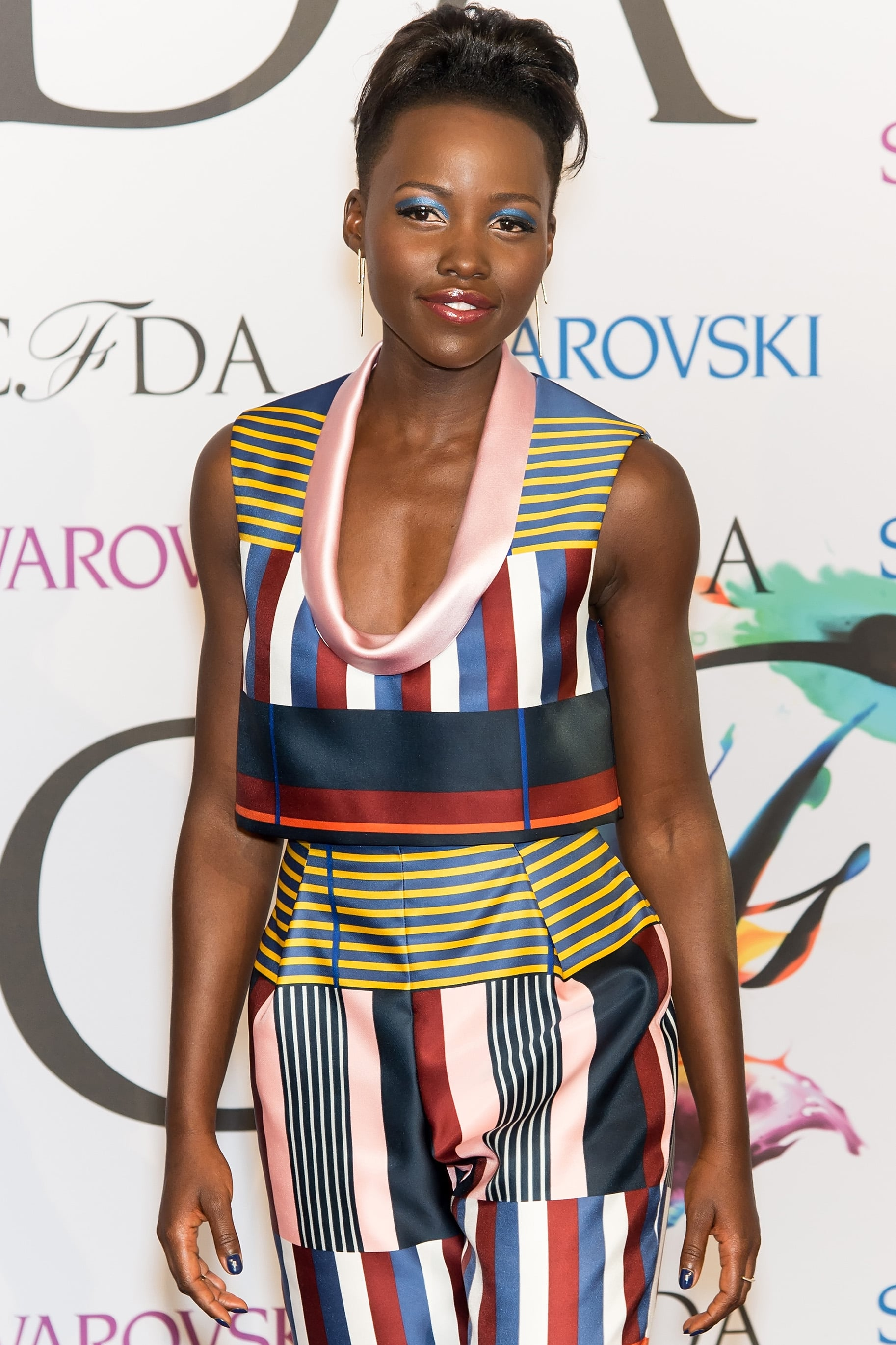 Lupita Nyong'o will star in Americanah, produced by her 12 Years a Slave costar Brad Pitt. Meanwhile, Gwendoline Christie (Game of Thrones' Brienne of Tarth) and Nyong'o joined Star Wars: Episode VII. Check out the rest of the cast!