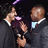 Dev Patel and Mahershala Ali