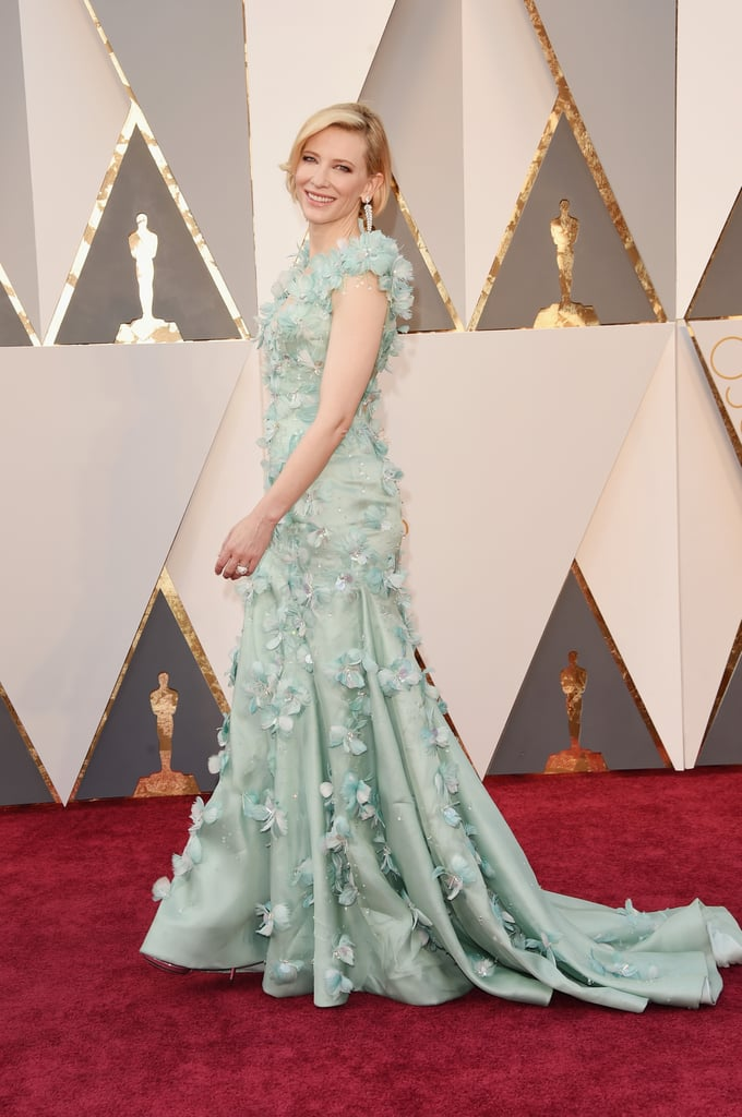 Cate Blanchett's Dress at Oscars 2016