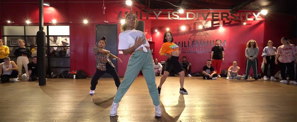 """Watch Kyle Hanagami's Justin Bieber """"Yummy"""" Dance Video"""