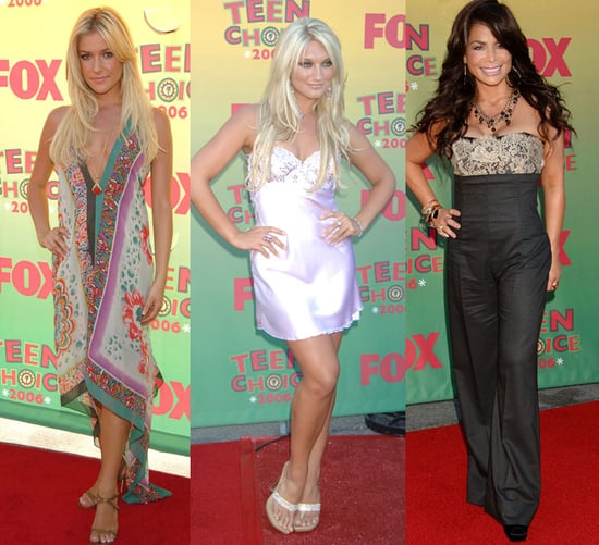 Worst Dressed at The Teen Choice Awards
