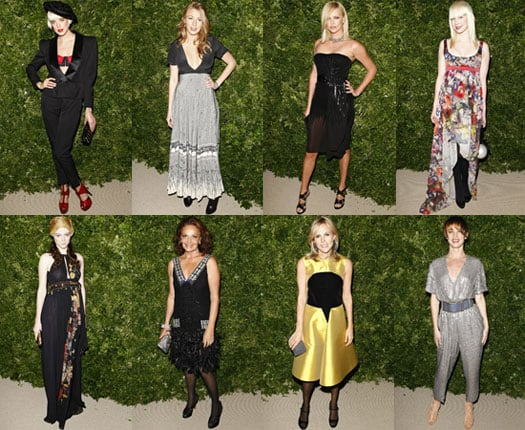 Best Dressed at the 2008 CFDA/Vogue Awards in New York