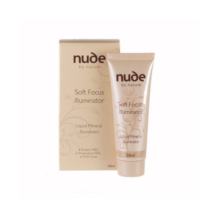 Nude by Nature Soft Focus Illuminator, $22.95