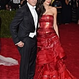 Amal Clooney at the 2015 Met Gala