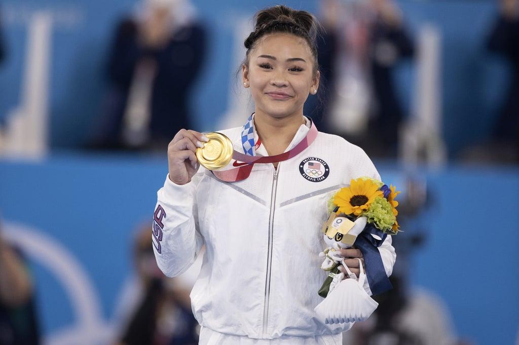 Stars Congratulate Sunisa Lee on Her Historic Olympic Win