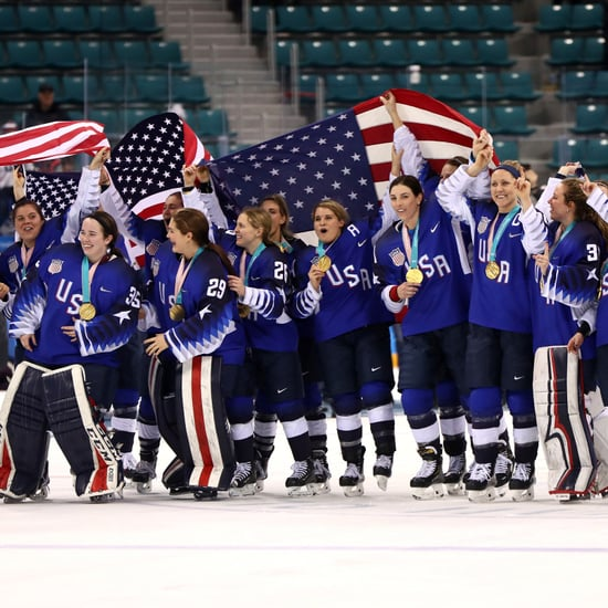 USA Women's Hockey Team Wins Gold at 2018 Olympics
