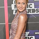 Kellie Pickler at the CMT Awards.